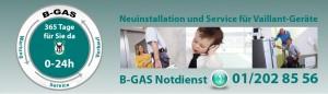 Vaillant Notdienst und Service in Wien